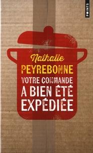 Nathalie Peyrebonne - Votre commande a bien été expediée.