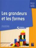 Nathalie Pfaff - Enseigner les grandeurs et les formes - Maternelle. 1 Cédérom