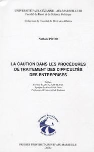 La caution dans les procédures de traitement des difficultés des entreprises.pdf