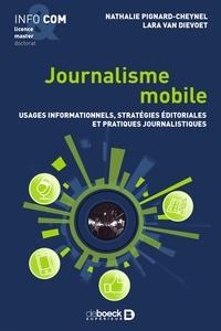 Ebooks gratuits de Google pour le téléchargement Journalisme mobile  - Usages informationnels stratégies éditoriales et pratiques journalistiques in French