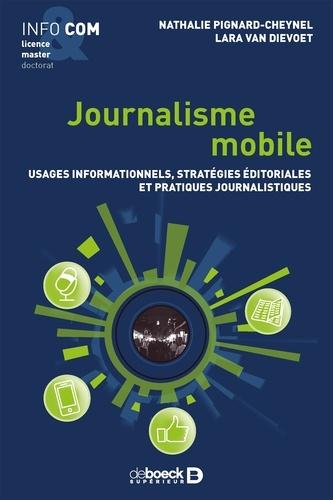 Information-Communication-Journalisme - Journalisme