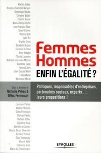 Accentsonline.fr Femmes-hommes : enfin l'égalité ? Image