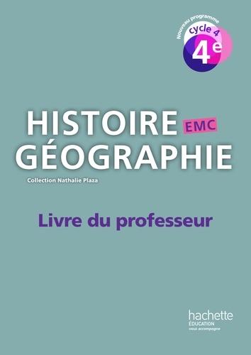 Histoire Geographie Emc 4e Cycle 4 Livre Du Professeur Grand Format