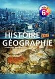 Nathalie Plaza et Stéphane Vautier - Histoire Géographie EMC 6e Cycle 3 - Livre de l'élève.