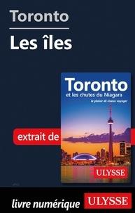 Téléchargements gratuits de manuels kindle Toronto - Les îles par Nathalie Prézeau