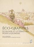 Nathalie Prince - Eco-graphies - Ecologie et littératures pour la jeunesse.