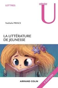 Nathalie Prince - La littérature de jeunesse - Pour une théorie littéraire.