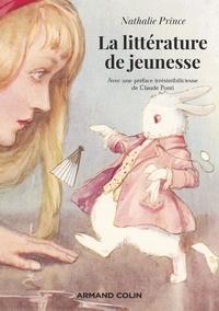 Nathalie Prince - La littérature de jeunesse.