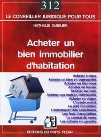 Nathalie Quiblier - Acheter un bien immobilier d'habitation.