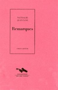 Nathalie Quintane - .