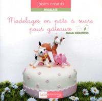 Nathalie Quiquempois - Modelages en pâte à sucre pour gâteaux.