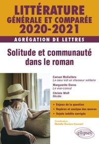 Nathalie Reniers-Cossart - Littérature générale et comparée - Solitude et communauté dans le roman Agrégation de Lettres.
