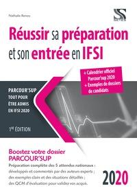 Nathalie Renou - Réussir sa préparation et son entrée en IFSI.