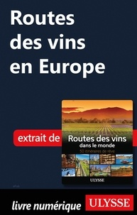 Nathalie Richard - Routes des vins en Europe.