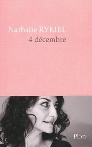 Nathalie Rykiel - 4 décembre.
