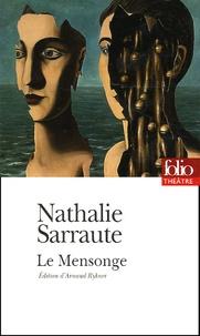Nathalie Sarraute - Le Mensonge.