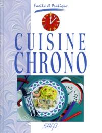 Nathalie Sautter - Cuisine chrono.