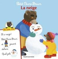 Danièle Bour et Nathalie Savey - Petit Ours Brun, Lis avec moi - La neige.
