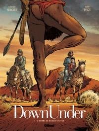 Nathalie Sergeef et Fabio Pezzi - DownUnder Tome 1 : L'homme de Kenzie's River.