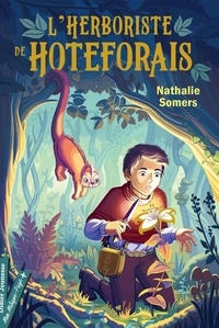 Nathalie Somers - L'herboriste de Hoteforais.