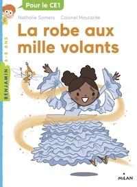 Nathalie Somers - La robe aux mille volants.