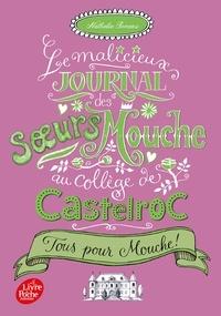 Histoiresdenlire.be Le malicieux journal des soeurs Mouche au collège de Castelroc Tome 2 Image