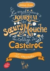 Histoiresdenlire.be Le malicieux journal des soeurs Mouche au collège de Castelroc Tome 4 Image