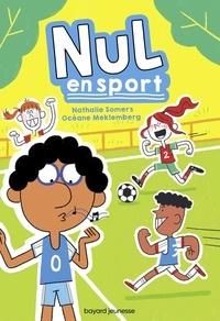 Nathalie Somers et Océane Meklemberg - Nul en sport.