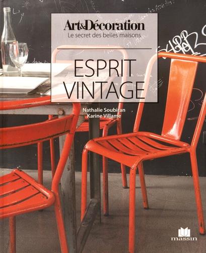Nathalie Soubiran et Karine Villame - Esprit vintage.
