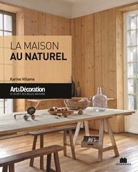 La maison au naturel - Nathalie Soubiran |