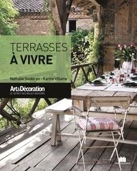 Nathalie Soubiran et Karine Villame - Terrasses à vivre.