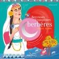 Nathalie Soussana et Jean-Christophe Hoarau - Berceuses et comptines berbères. 1 CD audio