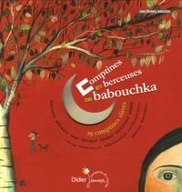 Nathalie Soussana - Comptines et berceuses de babouchka - 29 comptines slaves. 1 CD audio