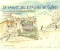 Nathalie St-Pierre - Le carnet des escaliers de Québec.