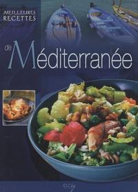 Nathalie Talhouas et Elodie Bonnet - Meilleures recettes de Méditerranée.