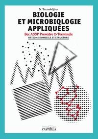 Nathalie Tavoukdjian - Biologie et microbiologie appliquées 2e Bac pro ASSP.