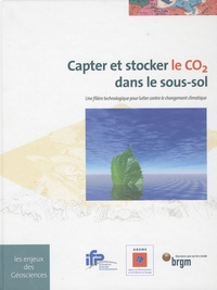 Nathalie Thybaud - Capter et stocker le CO2 dans le sous-sol.