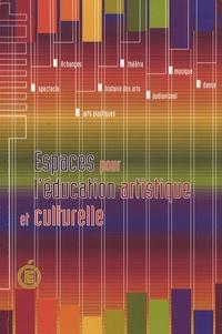 Nathalie Timores - Espaces pour l'éducation artistique et culturelle.