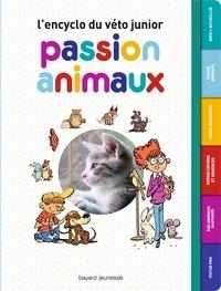Passion animaux- L'encyclo du véto junior - Nathalie Tordjman | Showmesound.org