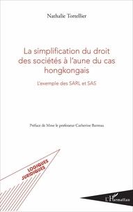 Histoiresdenlire.be La simplification du droit des sociétés à l'aune du cas hongkongais - L'exemple des SARL et SAS Image