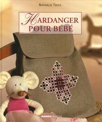 Nathalie Trois - Hardanger pour bébé.