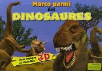 Nathalie Vallière - Marco parmi les dinosaures.