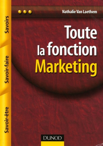 Nathalie Van Laethem - Toute la fonction Marketing.
