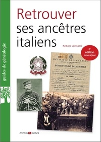 Nathalie Vedovotto - Retrouver ses ancêtres italiens.