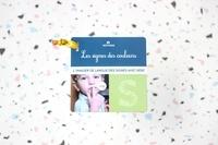 Nathalie Vigneau et Karine Da Silva - Les signes des couleurs - Imagier de Langue des Signes avec Bébé.
