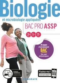 Téléchargements de livres gratuits pour tablettes Biologie et microbiologie appliquées 2de-1re-Tle Bac Pro ASSP  par Nathalie Vouriot