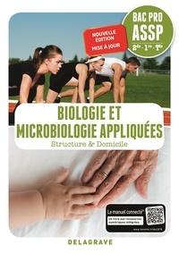 Nathalie Vouriot et Brigitte Lacomme - Biologie et microbiologie appliquées 2de-1re-Tle Bac Pro ASSP - Pochette élève.