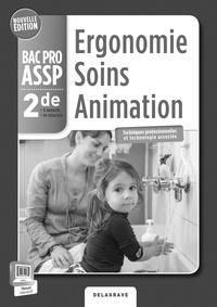 Alixetmika.fr Ergonomie soins animation 2e Bac Pro ASSP - Professeur Image