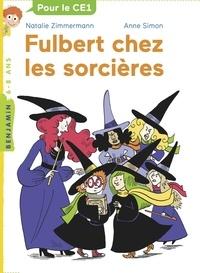 Nathalie Zimmermann - Fulbert chez les sorcières.