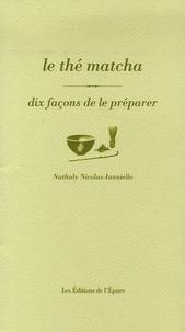 Histoiresdenlire.be Le thé matcha - Dix façons de le préparer Image